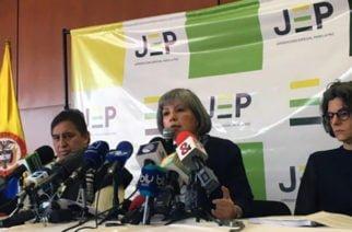 Polémica entre JEP y Fiscalía
