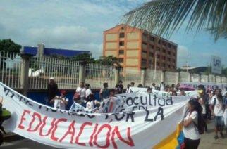 Con la consigna en honor a Garzón estudiantes saldrán a las calles
