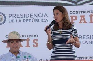 Creación de secretarías de la mujer en todos los municipios de Colombia pide Vicepresidenta Marta Lucía Ramírez