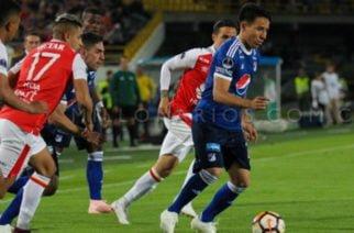 Millonarios y Santa Fe definen el tiquete a cuartos de Sudamericana