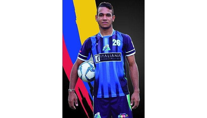 Monteriano firmó con el Club Leganés de España