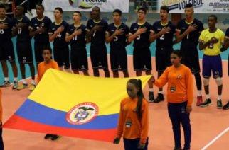 Colombia clasificado al Mundial Sub19 de Voleibol