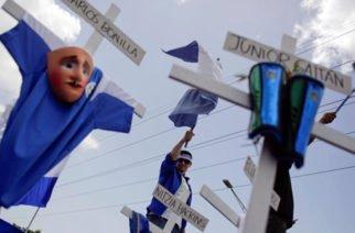 Al menos 32 menores murieron en Nicaragua durante las protestas