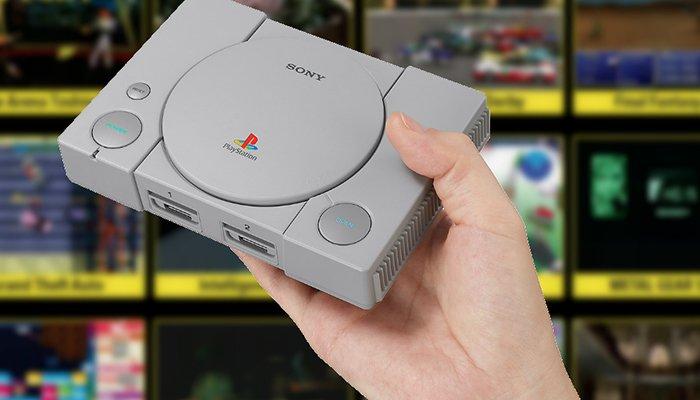 Esta es la lista de los juegos de la versión mini de la PlayStation