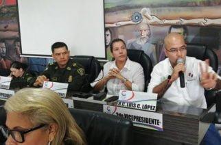 Policía y Alcaldía, asumieron otro nuevo compromiso para enfrentar la inseguridad en la ciudad