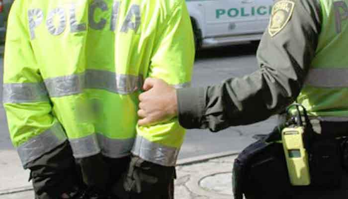 4 años de cárcel para agente de tránsito que pidió soborno para no poner comparendo