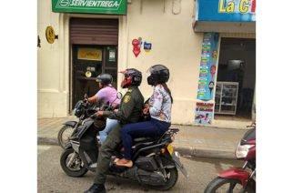 Martes y jueves sin parrillero se mantiene en Montería