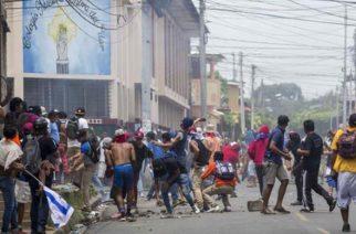 Asciende a 528 el número de muertos por violencia en Nicaragua