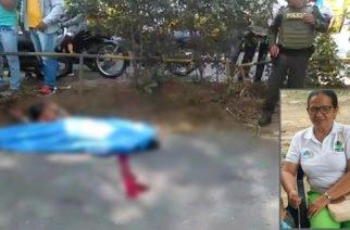 En Montería cayó rama a moto en vía Circunvalar y mató a una mujer