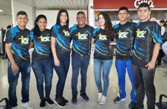 Selección Córdoba de Karate participa en Torneo Nacional en Fusagasugá