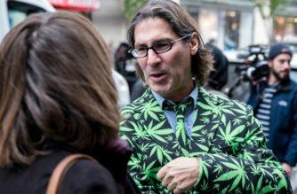 En imágenes: Canadá se convirtió en todo un festival con la legalización de la marihuana