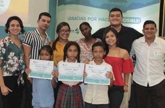 """Niños monterianos se unieron al Concurso de Cuentos """"Escribiendo mi Tierra de Ensueño"""""""