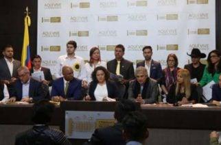 Alianza Verde pide que se archive el proyecto de Ley de Financiamiento