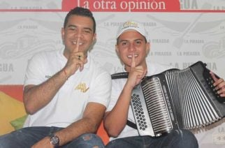 Andrés Ariza y Jorge García le cantan a Colombia 'Callaito'