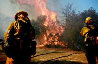 Asciende a 59 la cifra de muertos por incendio en California