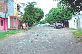 Habitantes del barrio Nariño ya no creen en una promesa más