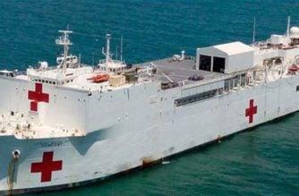 Buque de EE.UU. con misión médica llegó para brindar asistencia médica a migrantes venezolanos