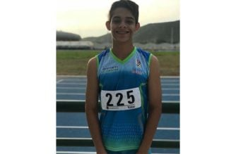 Córdoba consiguió plata en la final nacional de Atletismo Supérate