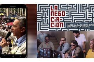 Si se proyectará el documental 'La Negociación' sobre el Acuerdo de Paz