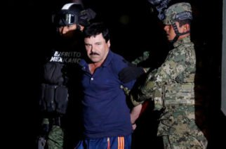 El 'Chapo' Guzmán entra a juicio en EEUU