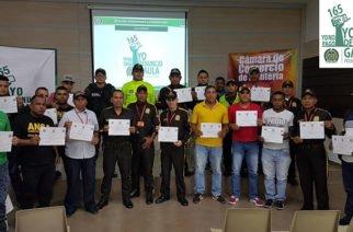 GAULA de la Policía realizó segundo curso Antiextorsión 2018