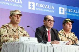 Gran ofensiva contra la extorsión deja 395 personas capturadas