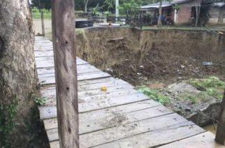 Habitantes de la zona rural de Montería siguen esperando que la Alcaldía les cumpla