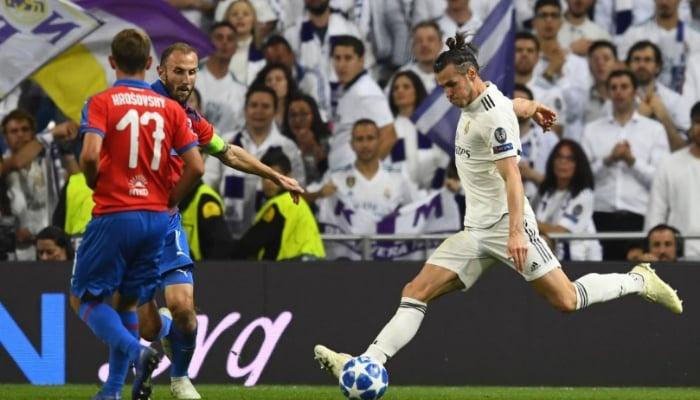 Jornada de la Champions League se vivió con goleadas