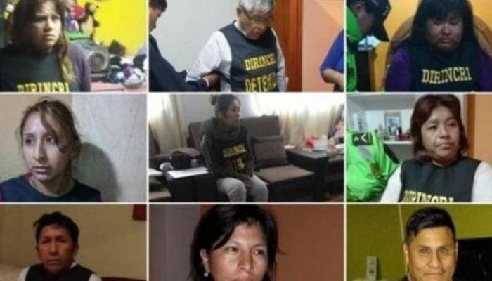 Desmantelan en Perú red que vendía niños por US$ 1.200