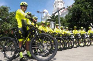 Policía presenta grupo de acompañamiento a las Travesías en Córdoba
