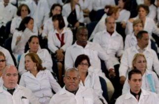 Alerta en Brasil por salida de médicos cubanos