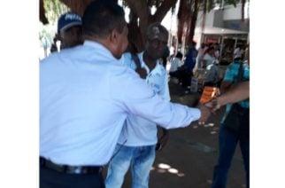 Nausicrate Pérez tuvo contacto con el pueblo en las calles de Cartagena