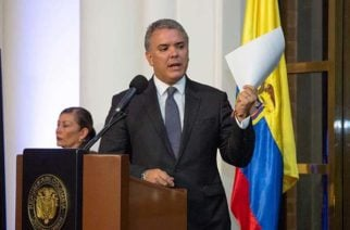 Gobierno dará trámite a proyecto que busca eliminar Ley de Garantías: Presidente Duque a alcaldes