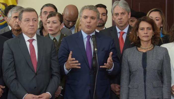Duque anunció que trabajará en evitar hundimiento de proyectos anticorrupción