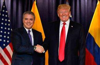 Presidente Duque se reunirá con el mandatario de Estados Unidos, Donald Trump