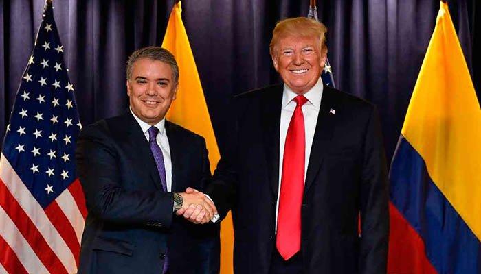 A tres días del encuentro entre Duque y Trump se prevee que sea Venezuela el tema central