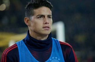 James tendría las puertas abiertas en el Real Madrid