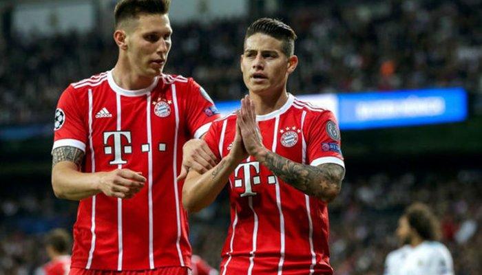 James de vuelta al Real Madrid, el Bayern no comprará a James