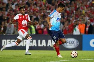 Junior y Santa Fe definen el finalista de la Sudamericana