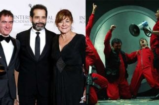 El Emmy al mejor drama se lo llevó 'La Casa de Papel'