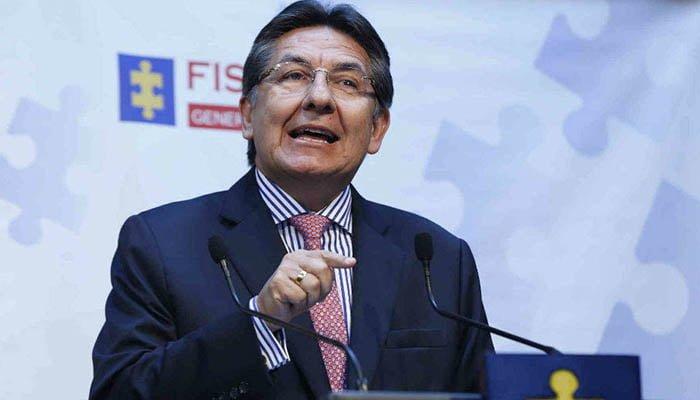 El próximo 11 de enero marcharán en Colombia para exigir la renuncia del Fiscal general de la Nación