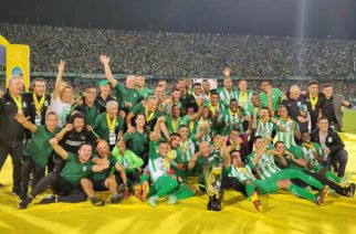Nacional se coronó campeón de la Copa Colombia y consiguió cupo a Libertadores
