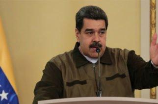 Maduro ordena reforzar frontera con Colombia