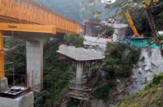 Otra tragedia por caída de puente dejó cinco muertos en la vía Bogotá-Villavicencio