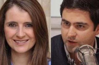 Paloma Valencia y Samuel Hoyos posibles aspirantes a la alcaldía de Bogotá por el Centro Democrático