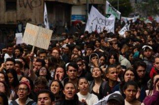 Estudiantes de la Universidad Nacional continúan en paro