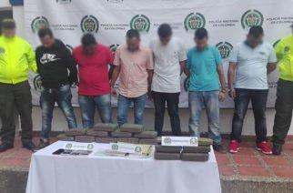 Policía de Montería desarticuló subestructura del Clan del Golfo dedicada al microtráfico