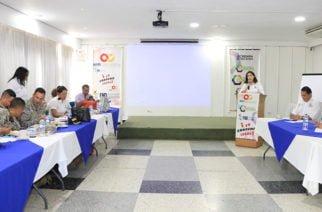 Realizan Mesa de Trabajo Intersectorial de Grupo Anti contrabando en Montería