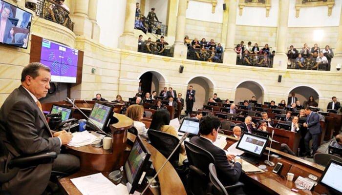 Se hundió proyecto que daría a las víctimas 16 curules en el Congreso