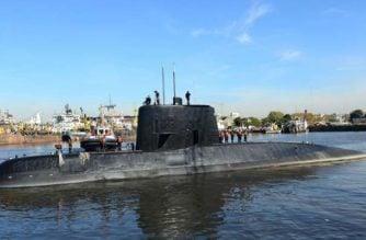 Un año después hallan submarino desaparecido con 44 personas a bordo